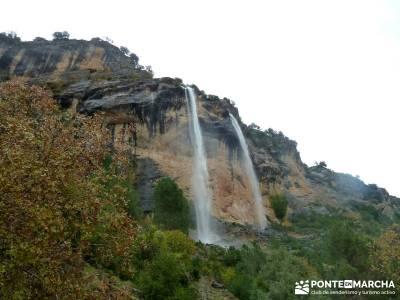 Cazorla - Río Borosa - Guadalquivir; valle glaciar nacimiento ebro ayllon medieval